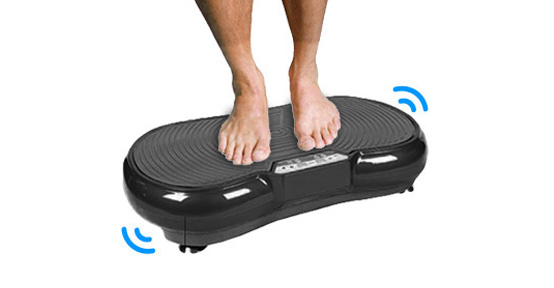 Fit Toner Vibration Machine